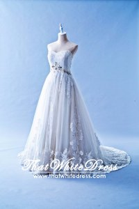 405WL04CS CS Princess Enzoani Plus Size Wedding Dress Designer Malaysia
