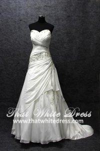silver-wedding-gown-1401wl005-al-chiffon-a-line