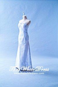 305W011 Princess 2-in-1 Wedding Dress Designer Malaysia